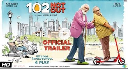 102 Not Out Free Movie Ticket