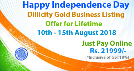 Gold Package Business Listing for Life Time