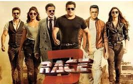 RACE 3 Movie Ticket