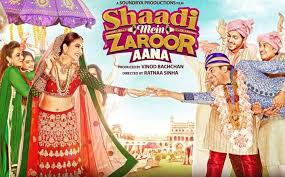 Shaadi Mein Zaroor Aana Movie Ticket